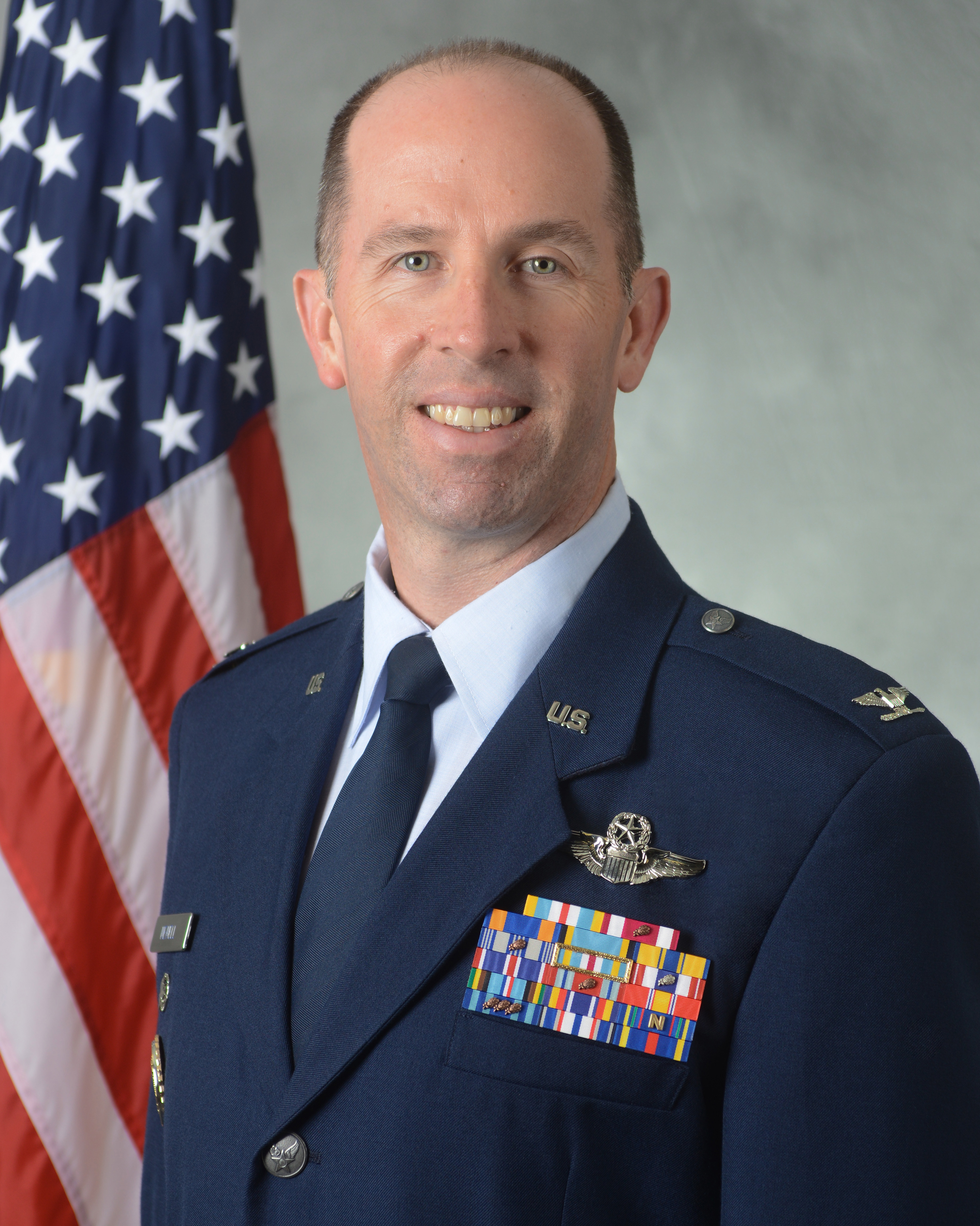 Col. Matthew Newell, Vice Commander