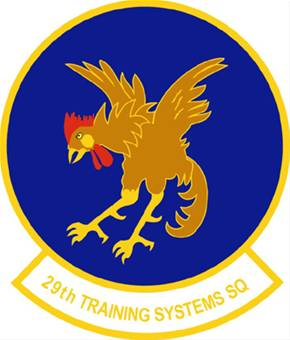 29th Training Systems Squadron